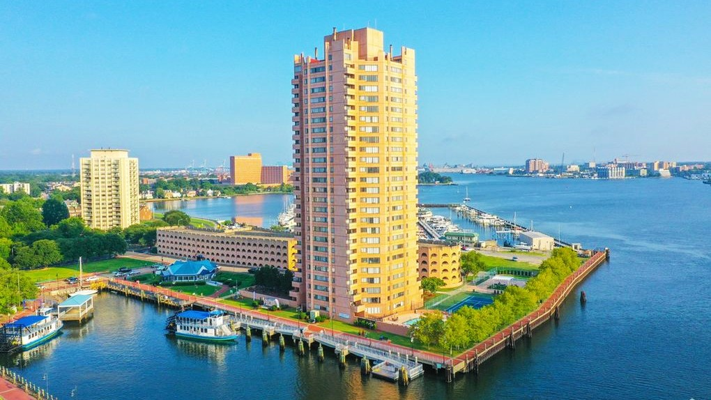 Where to stay in Norfolk, Virginia - Portsmouth