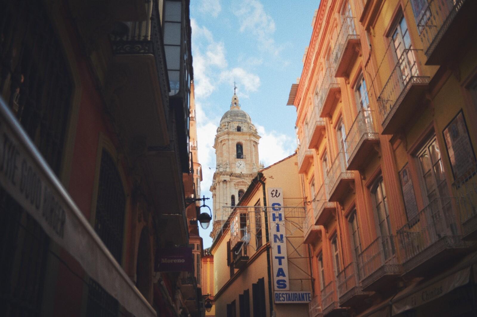 Las mejores zonas donde alojarse en Málaga, España