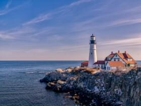 Las mejores zonas donde alojarse en Portland, Maine