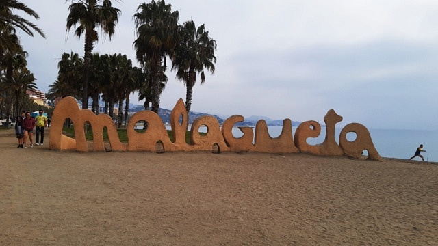 Reccommended area to stay in Malaga - La Malagueta