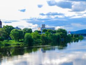 Dónde alojarse en Fredericton, Canadá
