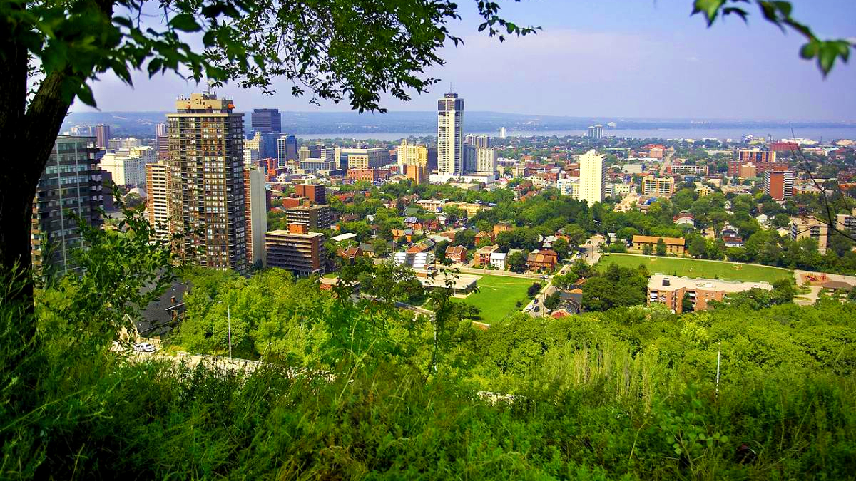 Dónde alojarse en Hamilton, Canadá