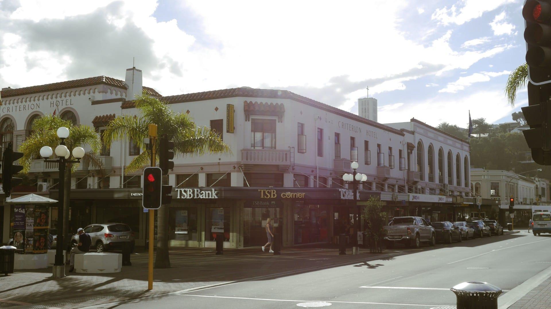 Las mejores zonas donde alojarse en Napier y la Bahía de Hawke, Nueva Zelanda