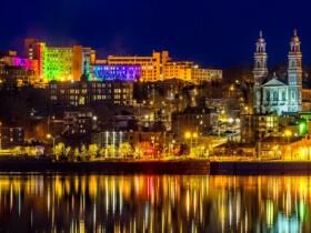 Las mejores zonas donde alojarse en Saguenay, QC