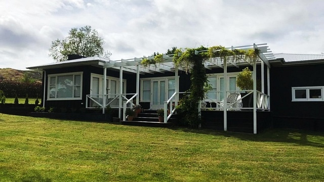 Recommended area to stay in Hawke's Bay - Te Awanga