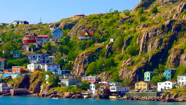 Best areas to stay in St. John's, Canada - Near Signal Hill