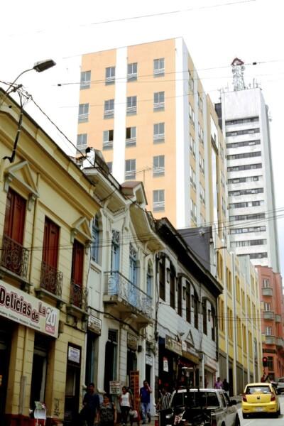 Las mejores zonas donde alojarse en Manizales, Colombia