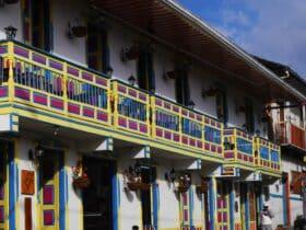 Las mejores zonas donde alojarse en Jardín, Colombia
