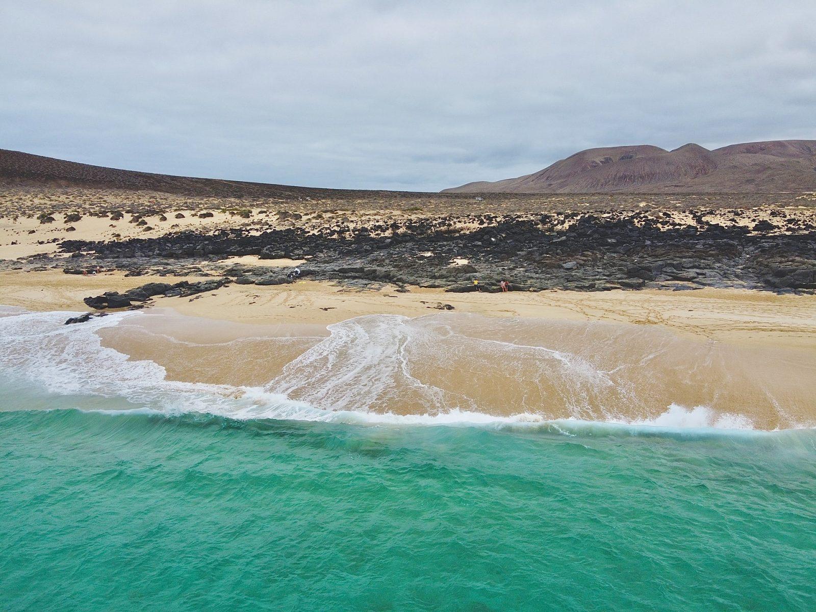 Las mejores zonas donde alojarse en La Graciosa, Islas Canarias